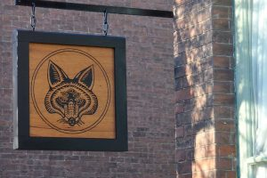 Five-Eyed Fox Sign, Spanish Cedar