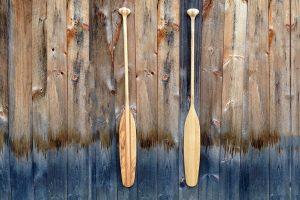 Ottertail Canoe Paddles